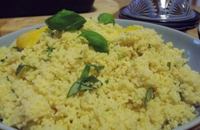 Food from the World: Couscous