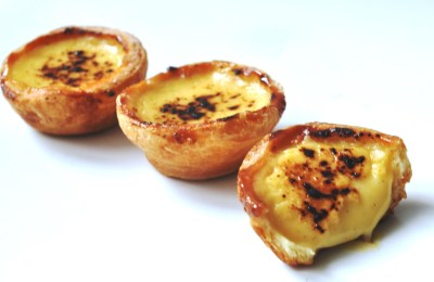 Food from the World: Pastel de Nata