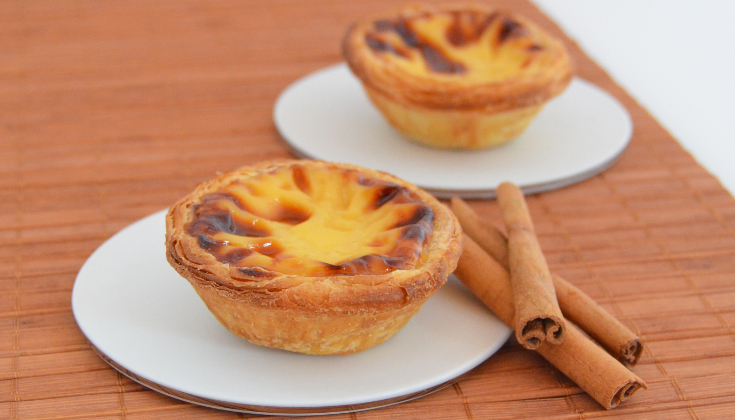 Food From The World Pastel De Nata Food And Travel Blog