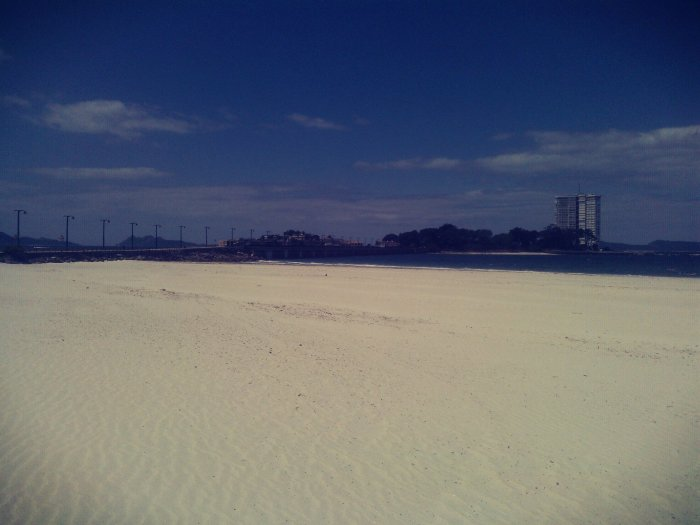 Vao Beach, Vigo