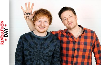 So Jamie Oliver and Ed Sheeran Made a Video