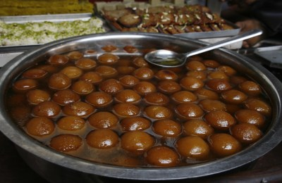 Food from the World: Gulab Jamun