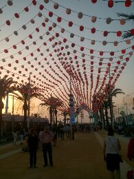 La Feria de la Manzanilla – Sanlúcar de Barrameda