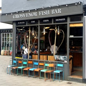 Grosvenor Fish Bar, Norwich