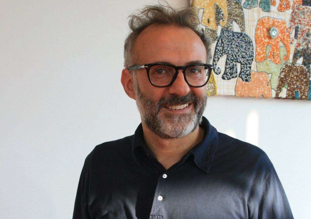 Massimo Bottura: a humble genius, philosopher, artist and chef