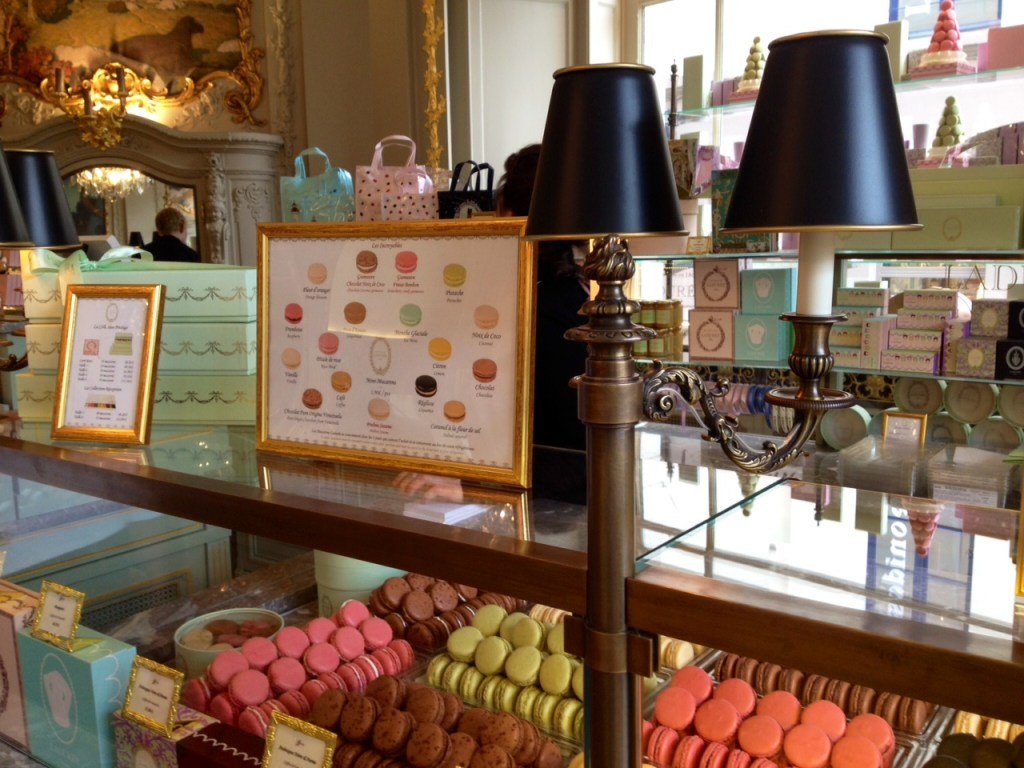 Famous Parisian macarons compete with the best in Brussels