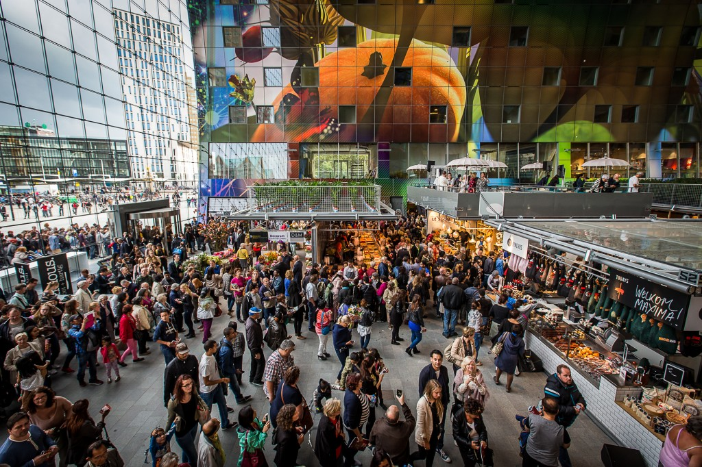 Cório - Markthal - opening