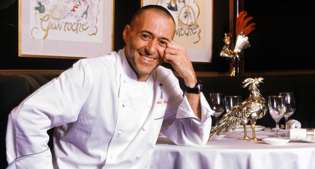 Michel Roux Jr: Quality produce is core to my cooking