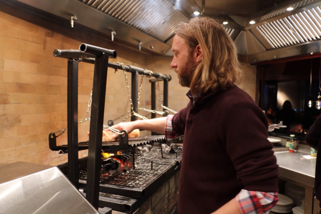 Interview with Jack O'Shea: Chophouse essential for nose to tail cooking