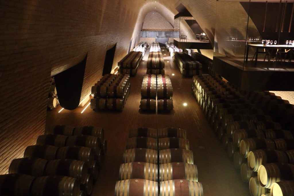 A visit to Antinori's new winery in Chianti Classico