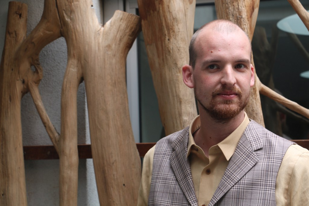 'I've spent a lot of time travelling to find what I wanted to do after Noma' – Yannick Van Aeken (Humphrey)