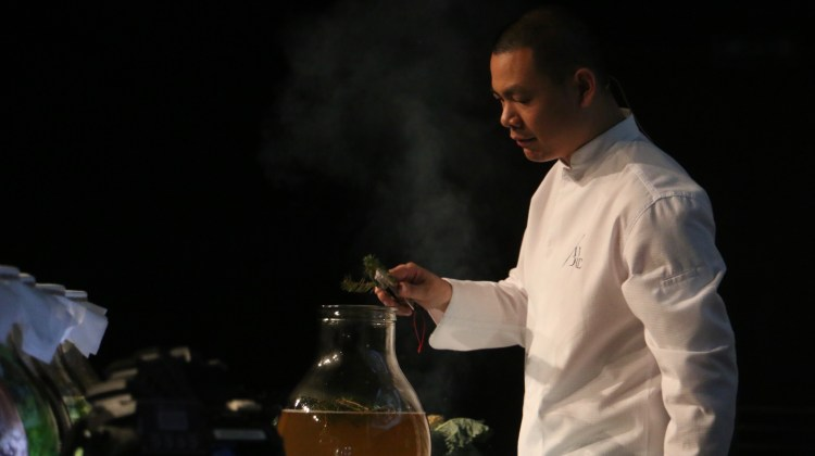 Andre Chiang: 'I am a perfectionist and this is perfect' – on closing restaurant Andre
