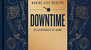 First cookbook for Nadine Levy Redzepi