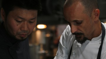 A perfect meal: Enrico Crippa reflects on collaboration dinner with Zaiyu Hasegawa