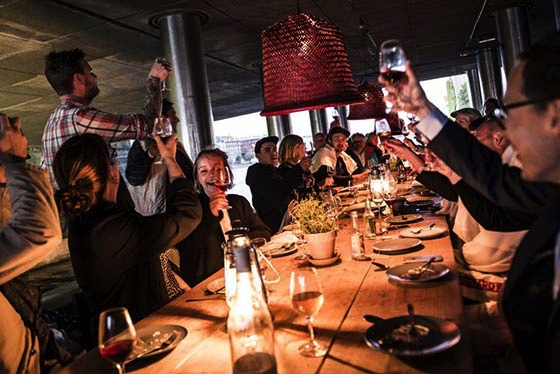 noma 2.0 still on track to open in December. Pop-up restaurant to open in the meantime