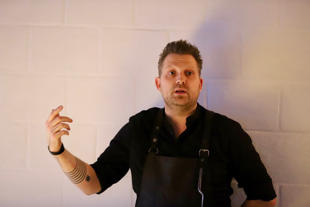 Nick Bril: A chef and entrepreneur who knows exactly what he wants