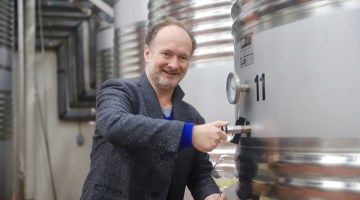 Gorka Izagirre wines: Making the impossible possible