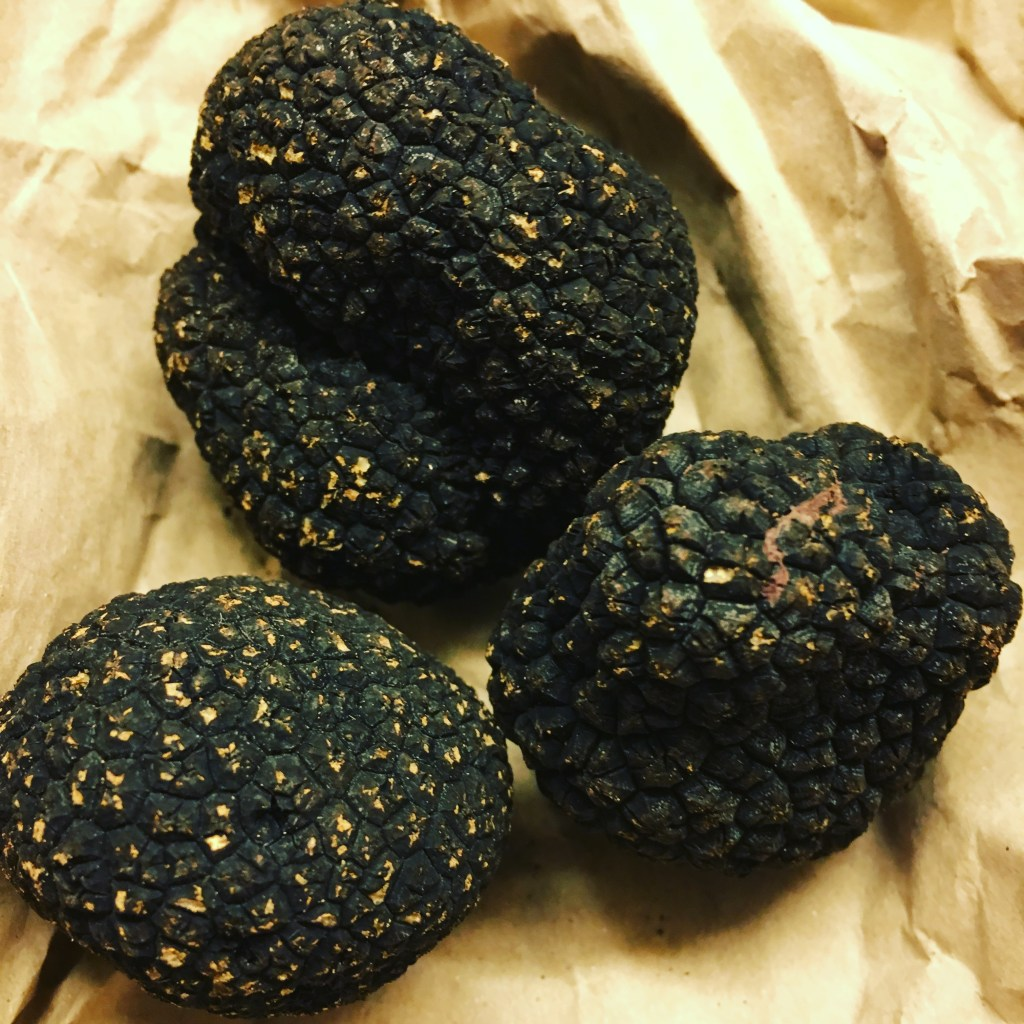 A truffle kerfuffle in Provence
