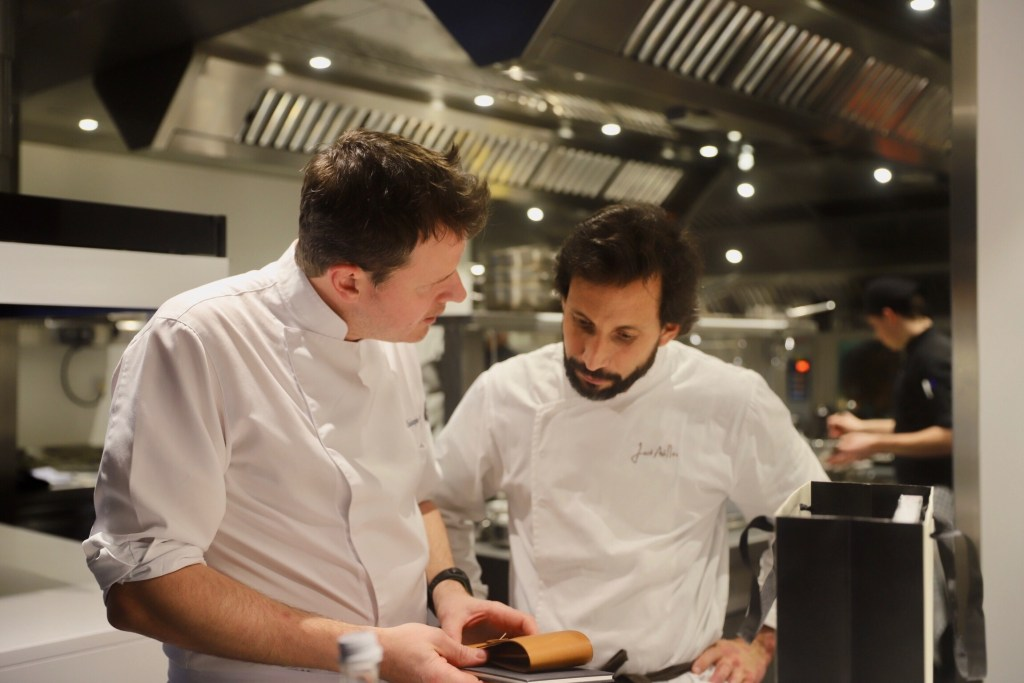 Second Bon Bon Origins dinner features José Avillez with Christophe Hardiquest