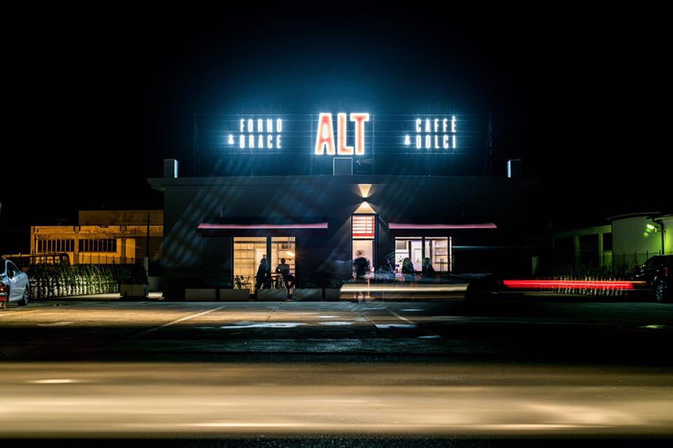 ALT, the new project by Niko Romito in Castel di Sangro