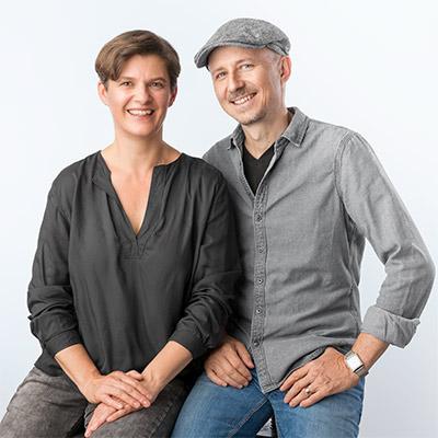 Portrait von Brigitte und Dirk Tacke