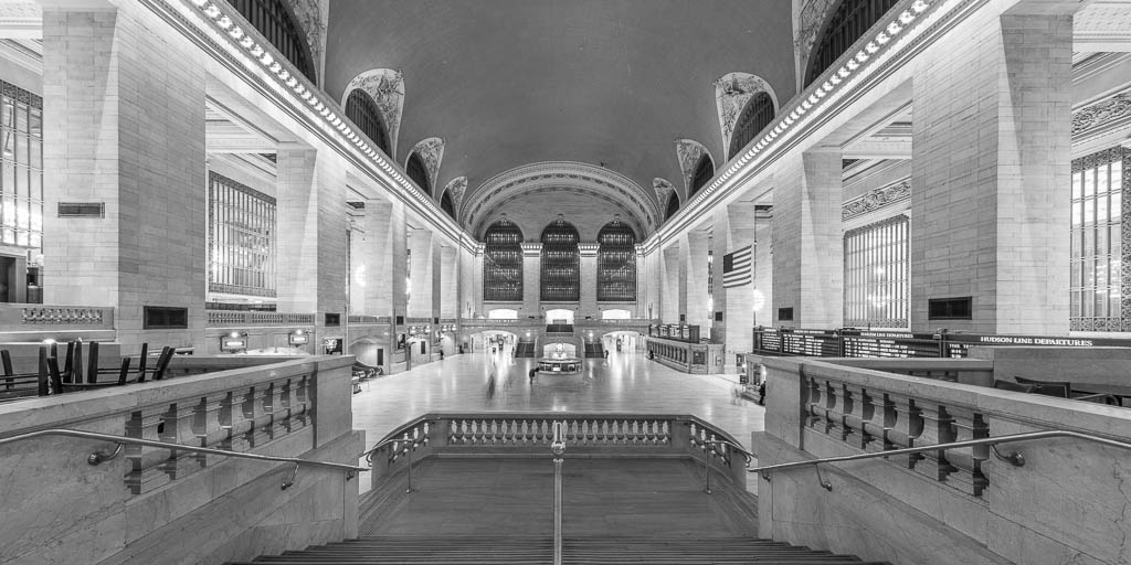 Eingangshalle der Grand Central Station.