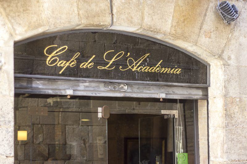 Cafe de l'Academia