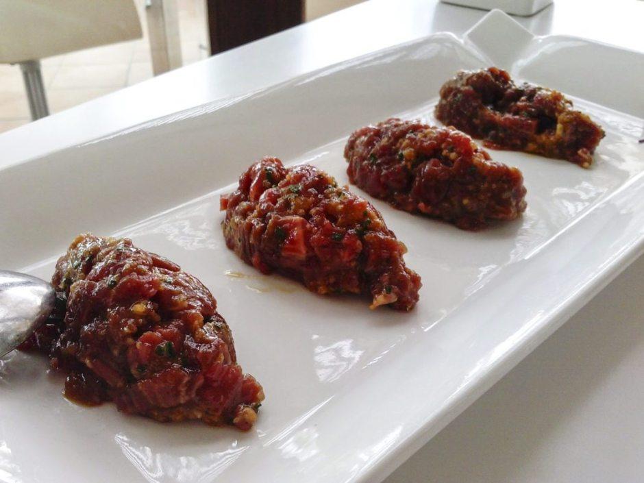 Arola tartar plated