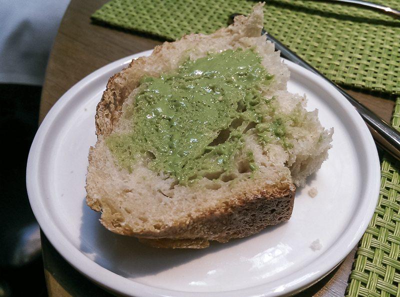 BistrEau seaweed butter