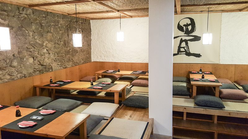 The Tatami Room downstairs 2