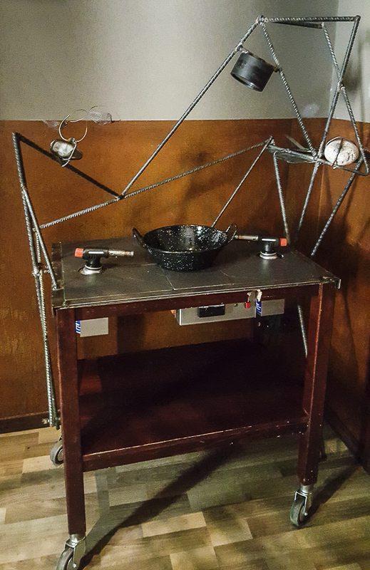 Manairó invention
