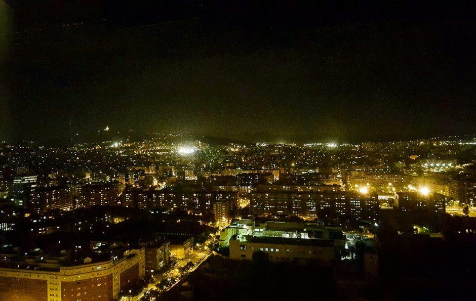 Dos Cielos view