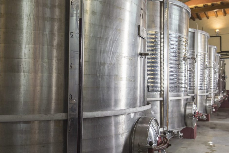 Scala Dei modern winemaking