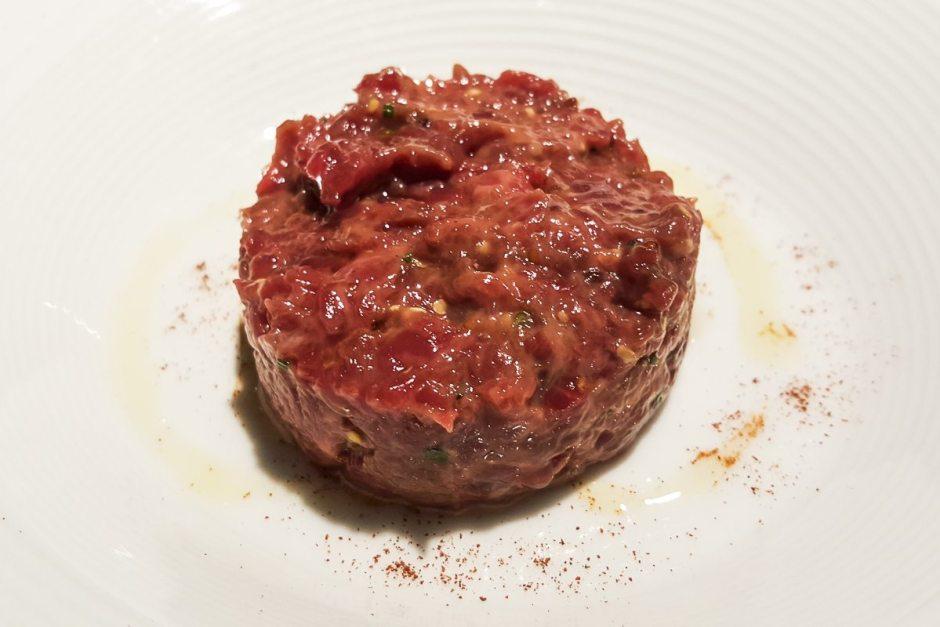 Steak tartare Caldeni