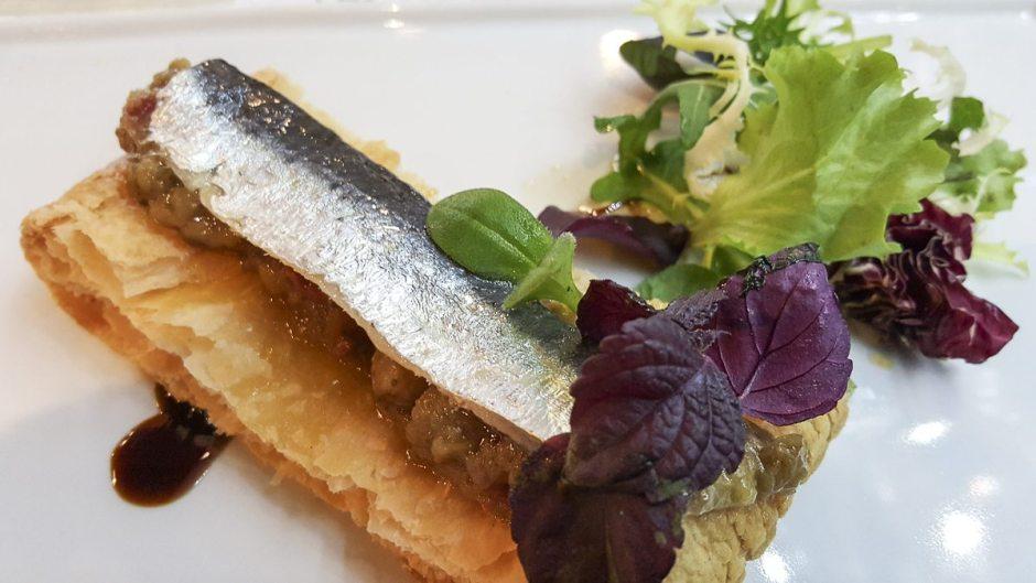 Coca de sardinas, El Nou Ramonet
