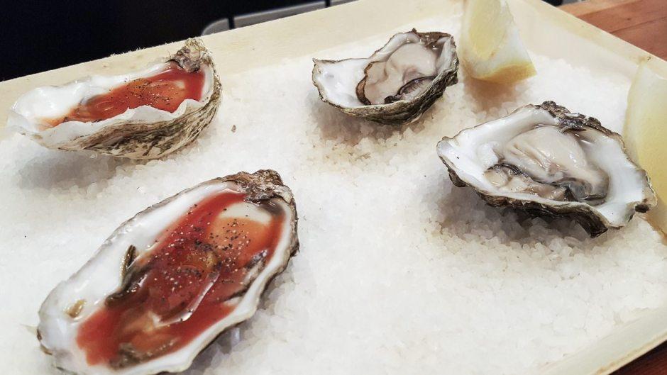 Oysters, La Castanya