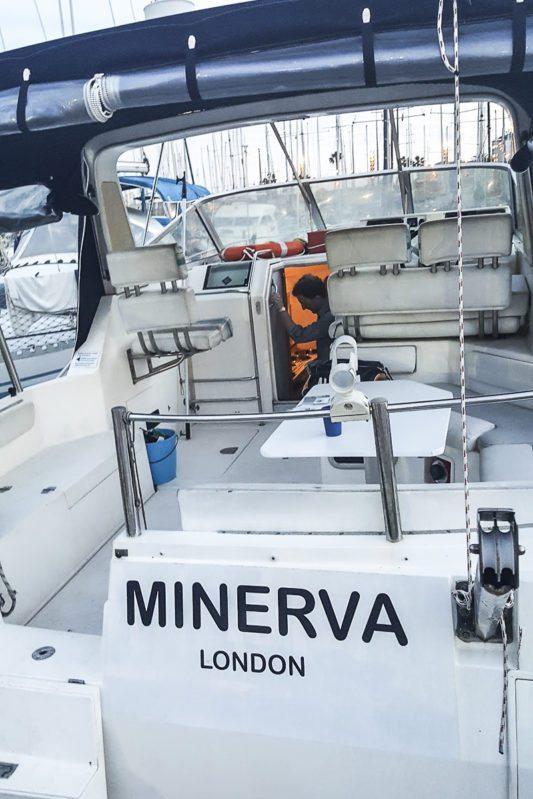 Minerva - bcnboat.com