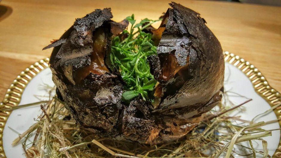 Cebolla y garum - Dos Pebrots