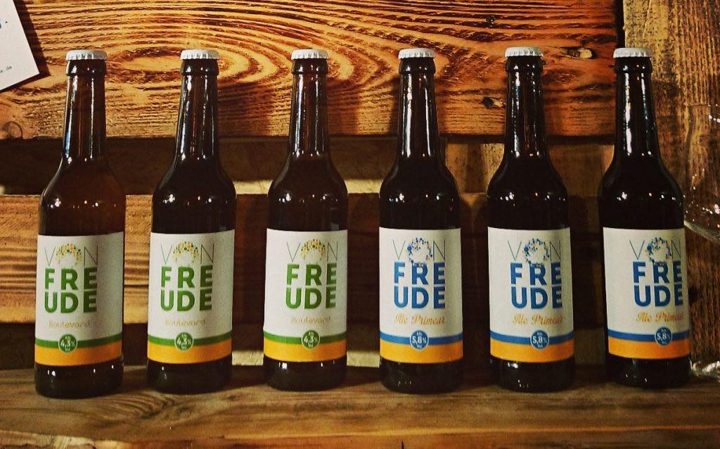 Café Dinho joins Von Freude's existing portfolio of permanent, seasonal and limited-time beers.