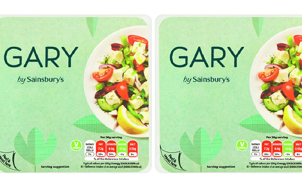 Sainsbury's launches new vegan cheeses as part of its Gary ...