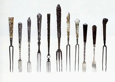 forchette-antiche