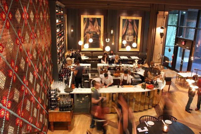 Tapas Restaurant Kings Cross