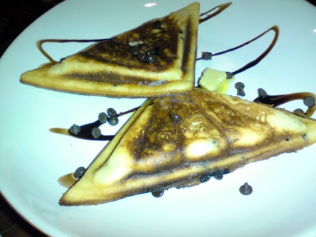 Choco Dip Jaffle