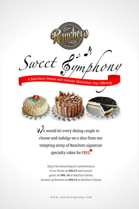 Ranchero Sweet Symphony