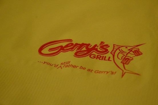 Gerry's Grill Abreeza - Logo