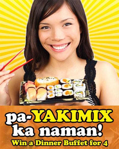 Pa YakiMix Ka Naman!