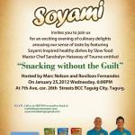 Soyami: Snacking without the Guilt a New Year, New You