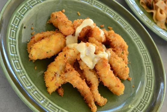 Cream Dory Recipe
