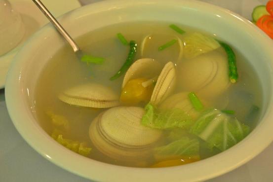 E.Y's Tuna - Imbao Soup