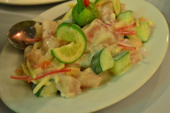 E.Y's Tuna - Kinilaw De Cebu